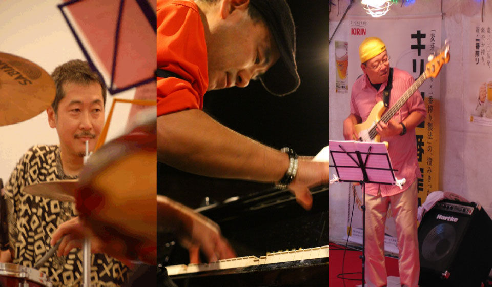 SUMMER LIVE& SESSION IN GINZ